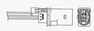 NGK Lambda Sensor 91916