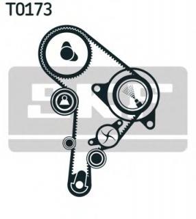 Timing Belt Kit SKF VKMA 01130