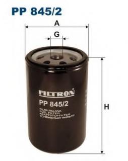 ORIGINAL FILTRON LUFTFILTER IVECO