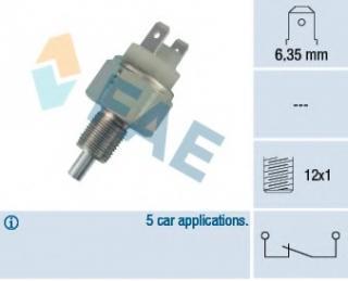 Lucas SMB429 SMB418 Brake Light Switch for VW Saab BMW Volvo /& Mercedes Benz