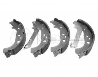 Brake Shoes 0986487810 Bosch Set 1347420 1385735 3M512200BA 3M512200BB Quality