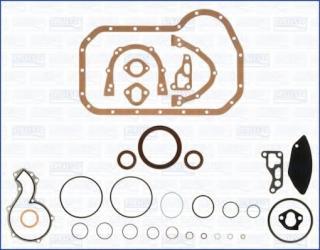 crank case 54044600 AJUSA Gasket Set