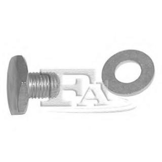 Blue Print ADM50103 Oil Drain Plug with seal ring pack of one