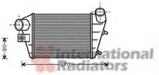 Kompressoriõhu radiaator