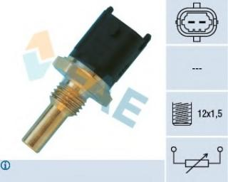 Sensor, coolant temperature