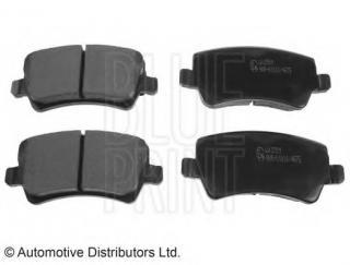 Mintex MDB2863 Brake Pad Set