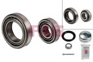 2 audi a4 B5 rear wheel bearing kits European made Mapco 26711 both sides