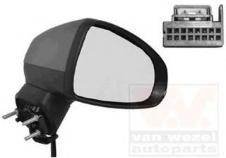 DIEDERICHS 1080126/Mirror Cover Right