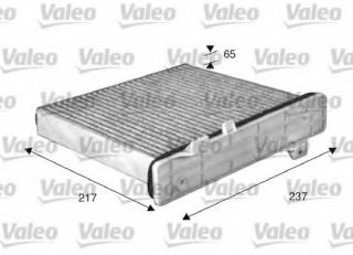 pack of one Blue Print ADC42510 Cabin Filter