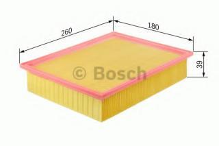 BOSCH F 026 400 380 Air Filter