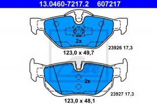 025 239 2617 MEYLE Brake pad set fit WVA