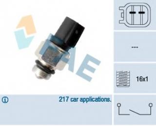 Black FAE 40596 Switches