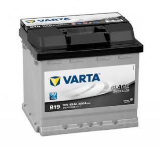 Starterbatteri