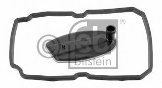 pack of one with sump pan gasket febi bilstein 10098 Transmission Oil Filter Set for automatic transmission
