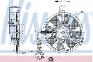 Puhallin, ilmastointi