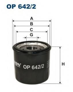 Knecht OC 475 Oil Filter