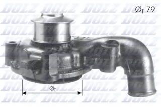 MAPCO 21600 Water Pump