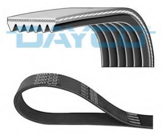 Gates 6PK873SF V-Ribbed Belts