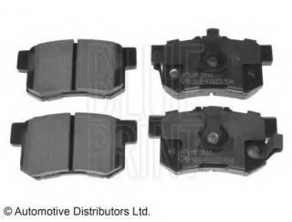 Mapco 6937 Brake Pad Set Disc Brakes