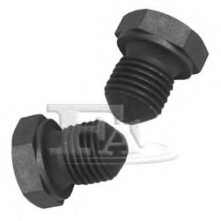 febi bilstein 12281 Oil Drain Plug with seal ring pack of one