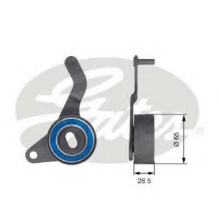febi bilstein 12432 Tensioner Pulley for timing belt pack of one