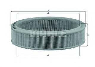 Luftfilter FILTRON AR232//1