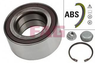 wheel bearing 02.31.002 TRUCKTEC AUTOMOTIVE Cap