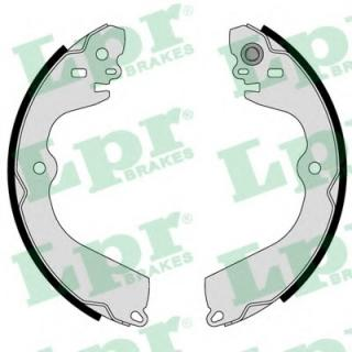 Delphi LS2049 Brake Shoe Axle Set