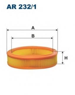 AR232 Filtron Luftfilter