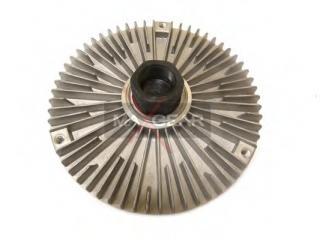 Clutch, radiator fan