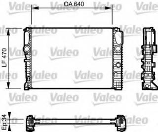 KLASSE CLS 62797A NISSENS Autokühler Für MERCEDES-BENZ E