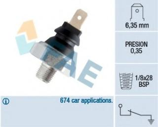Oil Pressure Switch