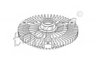 Topran 400/605/Clutch Radiator Fan