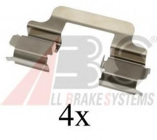 ATE Accessory Kit disc brake pads 13.0460-0023.2