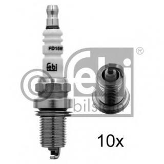 Spark Plug DENSO Q16PR-U for RENAULT MEGANE (BA/DA/LA/EA/KA