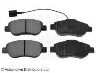 Disc Brake Pagid T1555 Brake Pad Set