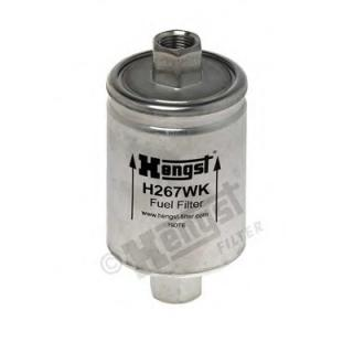 Fuel filter on