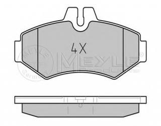 MDB1997 MINTEX Brake Pad Set disc brake rear