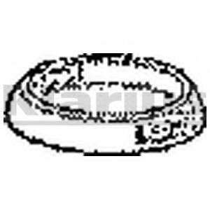 Bosal 256-234 Exhaust Gasket