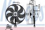 Вентилятор, охлаждение двигателя
