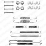 Accessory Kit, brake shoes