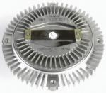 Clutch, radiator fan