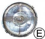 Main headlamp insert