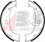 Brake Shoe Set, parking brake