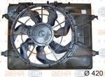 Ventilaator,mootorijahutus