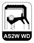 Shaft Seal, wheel hub; Seal Ring