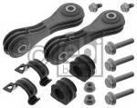 Repair Kit, stabilizer suspension; Repair Kit, stabilizer coupling rod