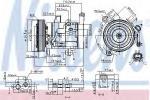Konditsioneeri kompressor